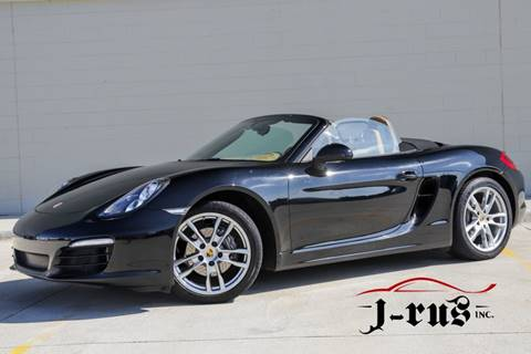 Boxster For Sale >> 2015 Porsche Boxster For Sale In Macomb Mi