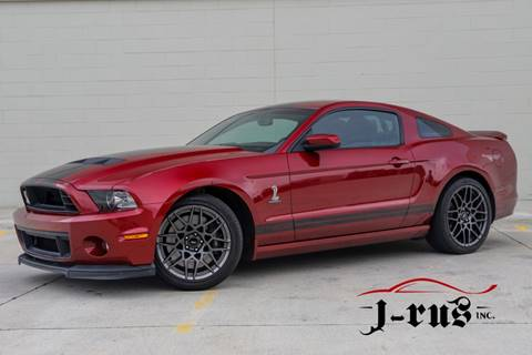 2014 Ford Shelby GT500 for sale in Macomb, MI