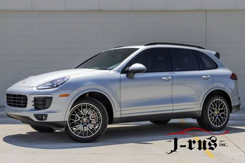 2017 Porsche Cayenne for sale in Macomb, MI