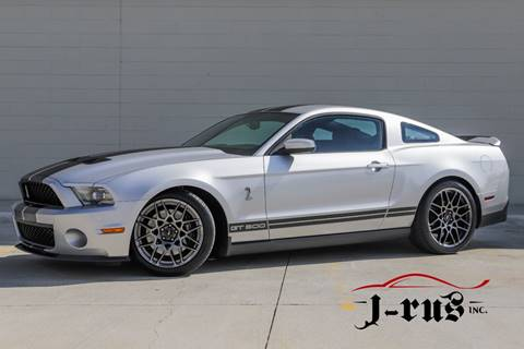 2010 Ford Shelby GT500 for sale in Macomb, MI