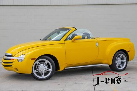 2004 Chevrolet SSR for sale in Macomb, MI