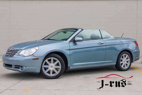 2008 Chrysler Sebring for sale in Macomb, MI