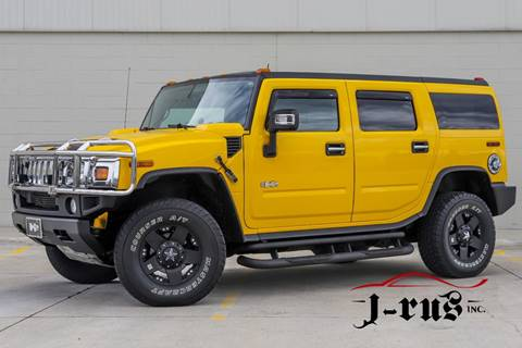 2004 HUMMER H2 for sale in Macomb, MI