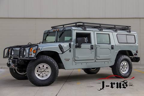 1997 AM General Hummer for sale in Macomb, MI
