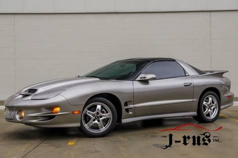 2001 Pontiac Firebird for sale in Macomb, MI