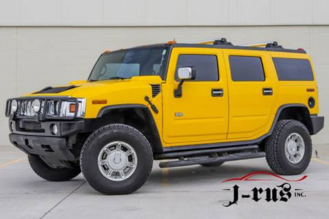 2003 HUMMER H2 for sale in Macomb, MI
