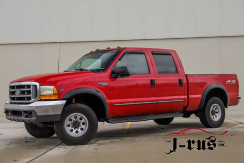 1999 Ford F-250 Super Duty for sale at J-Rus Inc. in Macomb MI