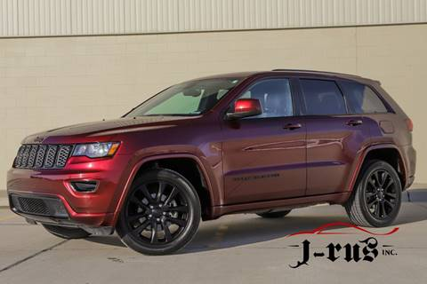2017 Jeep Grand Cherokee Altitude for sale at J-Rus Inc. in Macomb MI