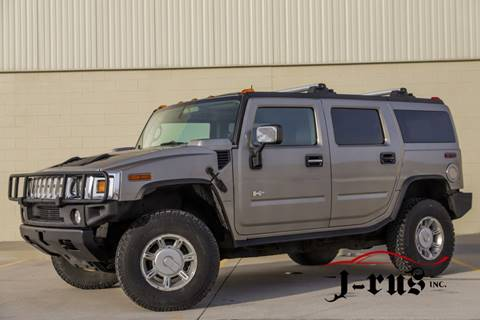 2003 HUMMER H2 for sale at J-Rus Inc. in Macomb MI