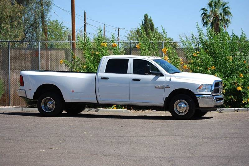 2013 RAM Ram Pickup 3500 for sale at Scottsdale Collector Car Sales in Tempe AZ