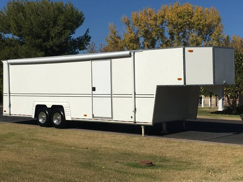 2004 TPD 32' GOOSENECK for sale at Scottsdale Collector Car Sales in Tempe AZ