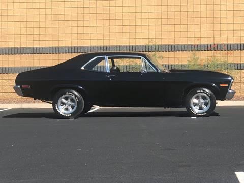 1972 Chevrolet Nova for sale in Tempe, AZ