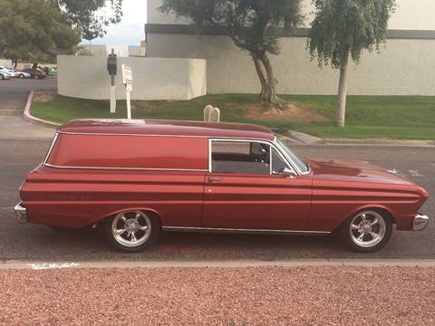 1965 Ford Falcon for sale at Scottsdale Collector Car Sales in Tempe AZ