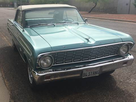 1964 Ford Falcon Convertible for sale at Scottsdale Collector Car Sales in Tempe AZ