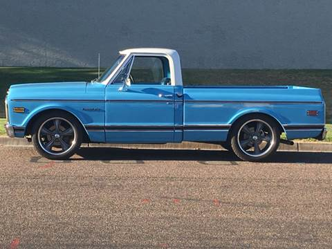 1969 Chevrolet C/K 10 Series for sale at Scottsdale Collector Car Sales in Tempe AZ