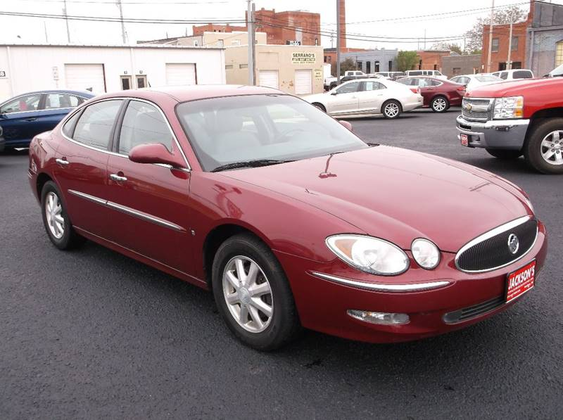 2006 Buick LaCrosse for sale at Jacksons Car Corner Inc in Hastings NE
