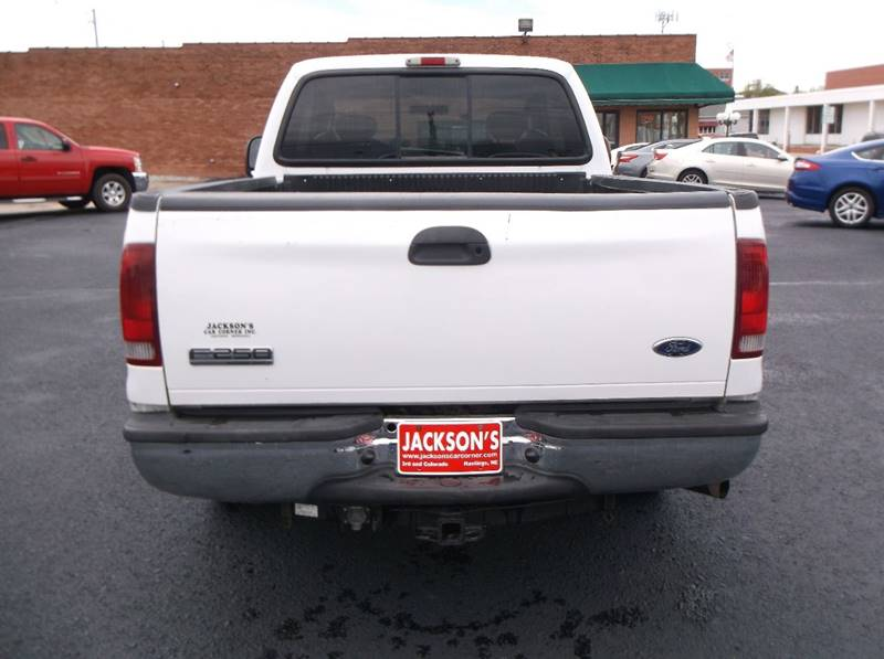 2006 Ford F-250 Super Duty for sale at Jacksons Car Corner Inc in Hastings NE