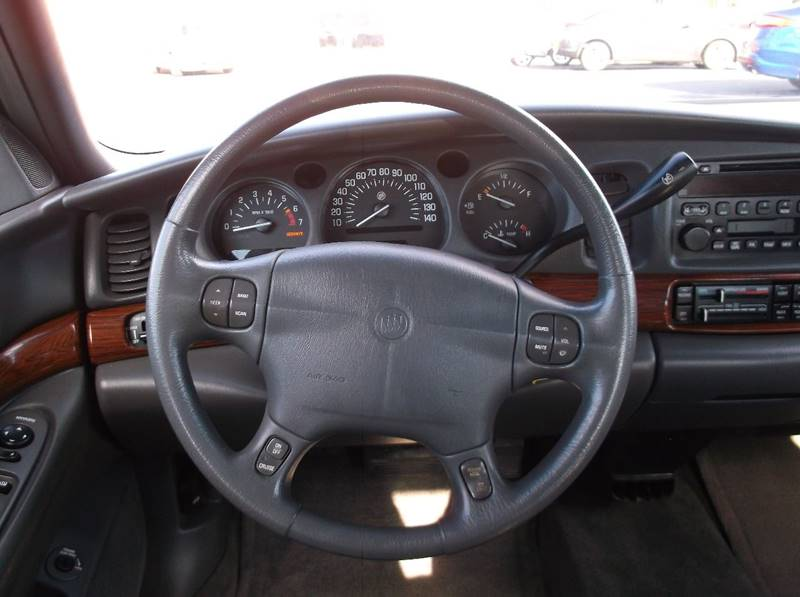 2004 Buick LeSabre for sale at Jacksons Car Corner Inc in Hastings NE