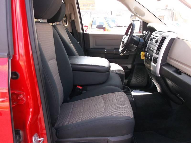 2012 RAM Ram Pickup 1500 for sale at Jacksons Car Corner Inc in Hastings NE