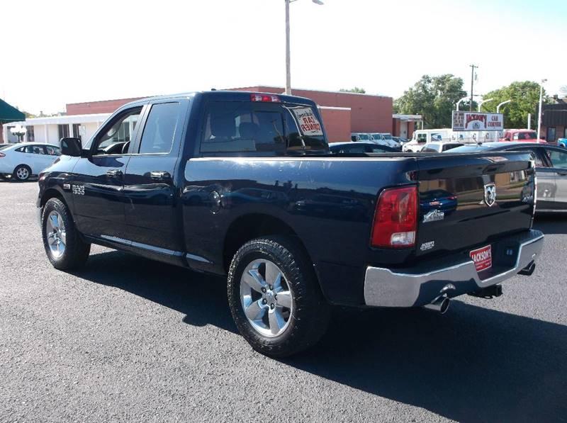 2015 RAM Ram Pickup 1500 for sale at Jacksons Car Corner Inc in Hastings NE
