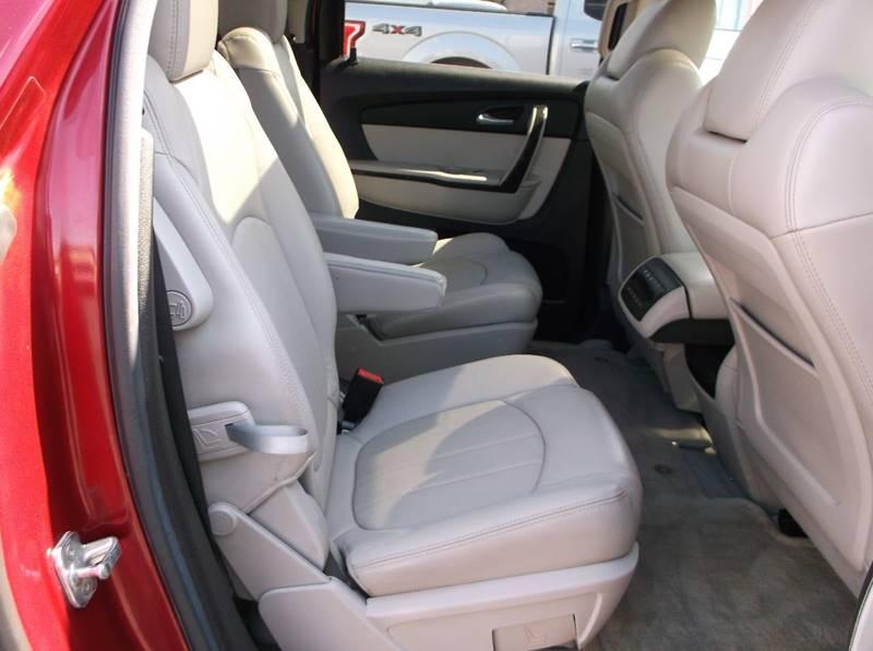 2011 GMC Acadia for sale at Jacksons Car Corner Inc in Hastings NE