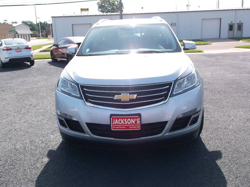 2013 Chevrolet Traverse for sale at Jacksons Car Corner Inc in Hastings NE