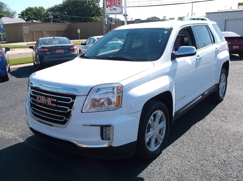 2016 GMC Terrain for sale at Jacksons Car Corner Inc in Hastings NE