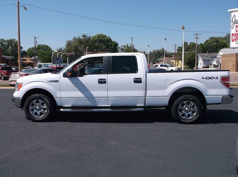 2009 Ford F-150 for sale at Jacksons Car Corner Inc in Hastings NE