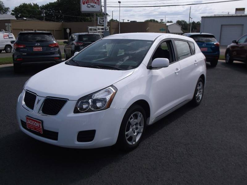 2010 Pontiac Vibe for sale at Jacksons Car Corner Inc in Hastings NE