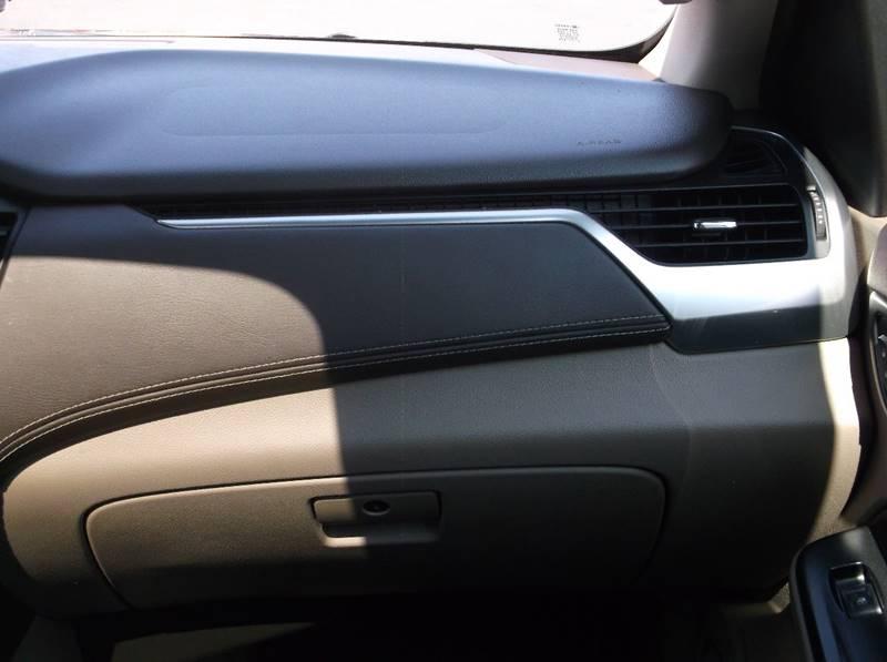 2015 Chevrolet Tahoe for sale at Jacksons Car Corner Inc in Hastings NE