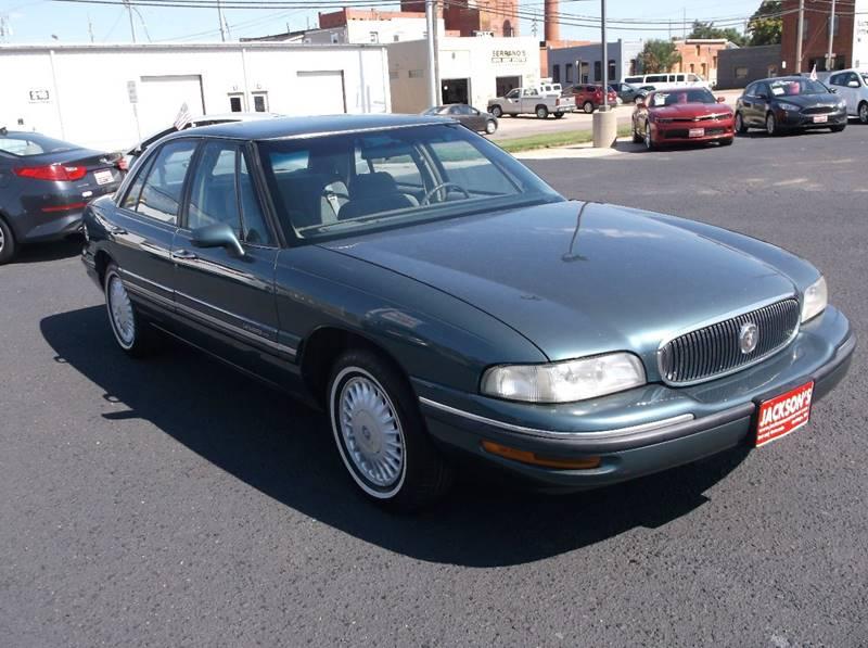 1997 Buick LeSabre for sale at Jacksons Car Corner Inc in Hastings NE