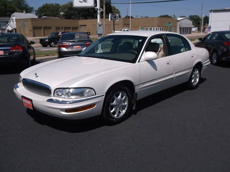 2001 Buick Park Avenue for sale at Jacksons Car Corner Inc in Hastings NE