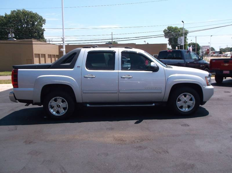 2011 Chevrolet Avalanche for sale at Jacksons Car Corner Inc in Hastings NE