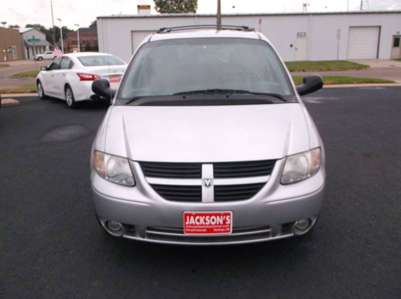2007 Dodge Grand Caravan for sale at Jacksons Car Corner Inc in Hastings NE