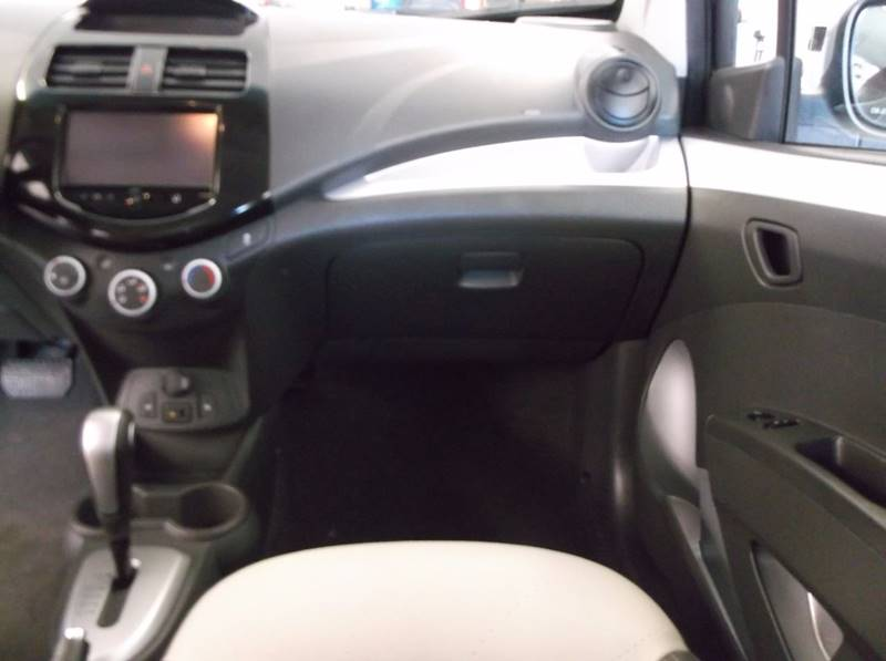 2015 Chevrolet Spark for sale at Jacksons Car Corner Inc in Hastings NE
