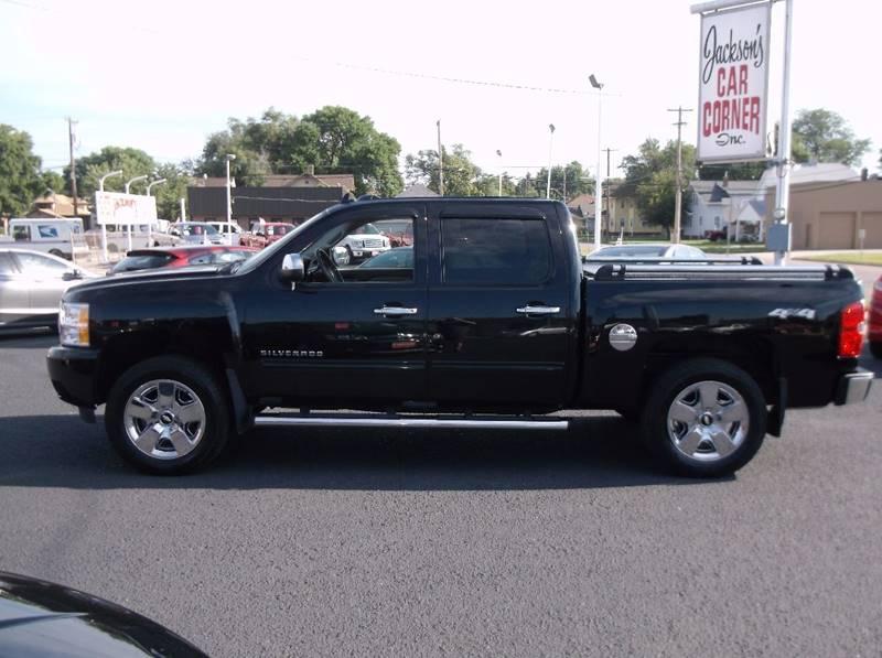 2010 Chevrolet Silverado 1500 for sale at Jacksons Car Corner Inc in Hastings NE
