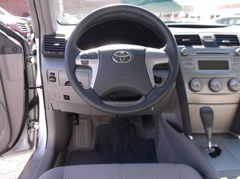 2010 Toyota Camry for sale at Jacksons Car Corner Inc in Hastings NE