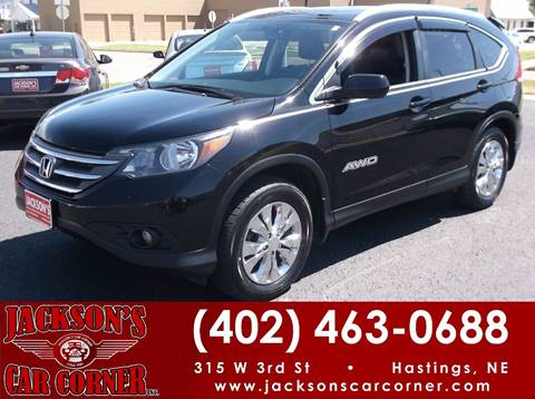 2014 Honda CR-V for sale in Hastings, NE
