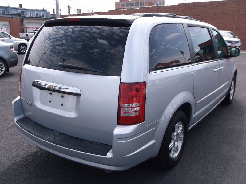 2008 Chrysler Town and Country for sale at Jacksons Car Corner Inc in Hastings NE