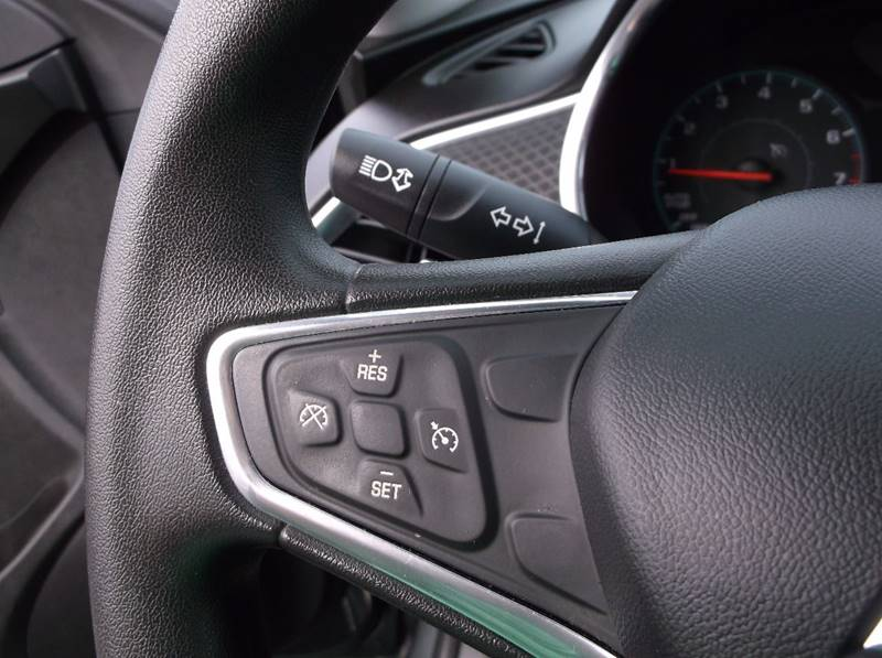 2016 Chevrolet Malibu for sale at Jacksons Car Corner Inc in Hastings NE