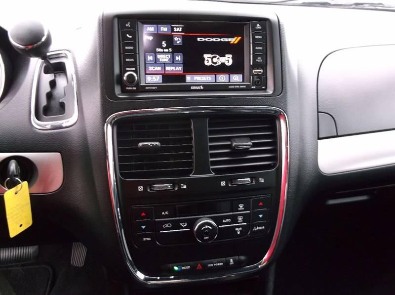 2016 Dodge Grand Caravan for sale at Jacksons Car Corner Inc in Hastings NE