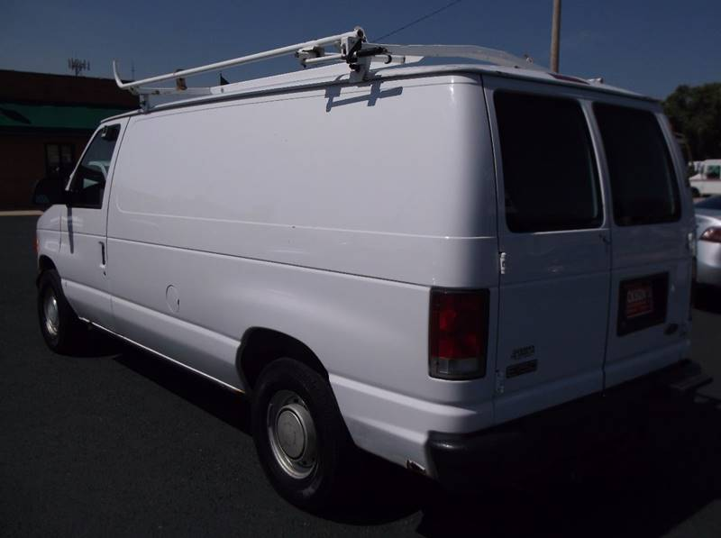 2001 Ford E-Series Cargo for sale at Jacksons Car Corner Inc in Hastings NE
