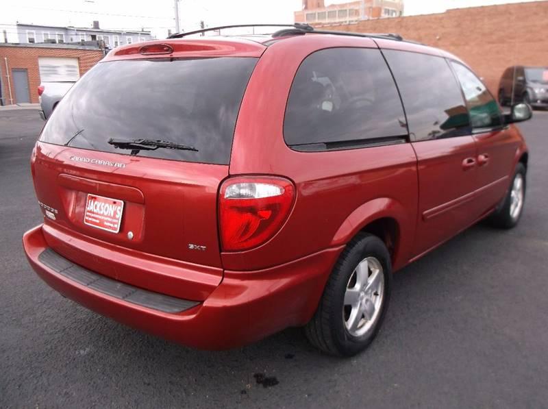 2006 Dodge Grand Caravan for sale at Jacksons Car Corner Inc in Hastings NE