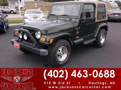 1997 Jeep Wrangler for sale in Hastings, NE