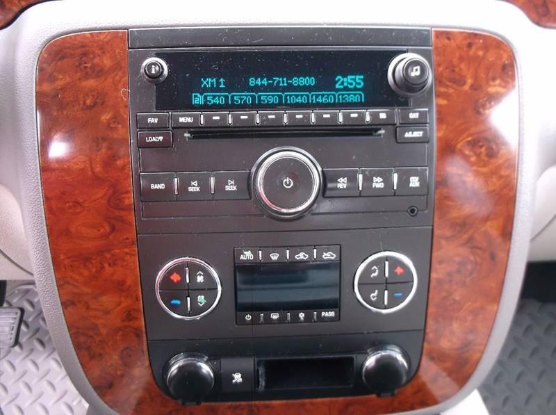 2009 Chevrolet Silverado 2500HD for sale at Jacksons Car Corner Inc in Hastings NE