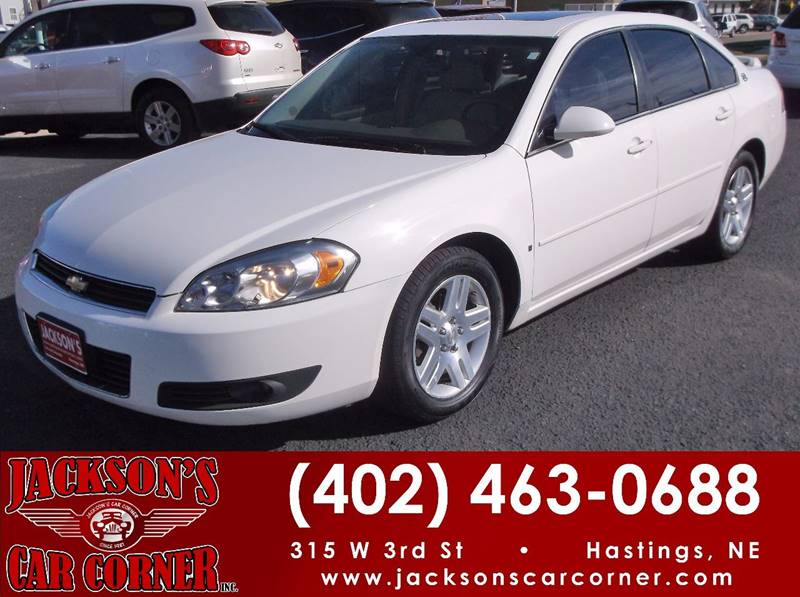 2006 Chevrolet Impala for sale at Jacksons Car Corner Inc in Hastings NE