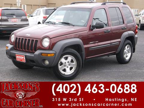 2003 Jeep Liberty for sale in Hastings, NE