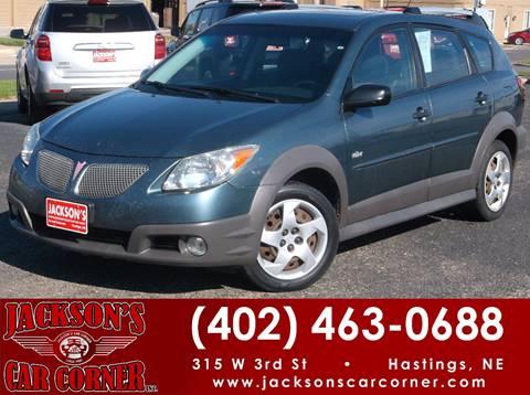 2006 Pontiac Vibe for sale in Hastings, NE