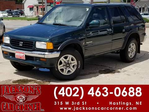 Honda For Sale in Hastings, NE - Jacksons Car Corner Inc