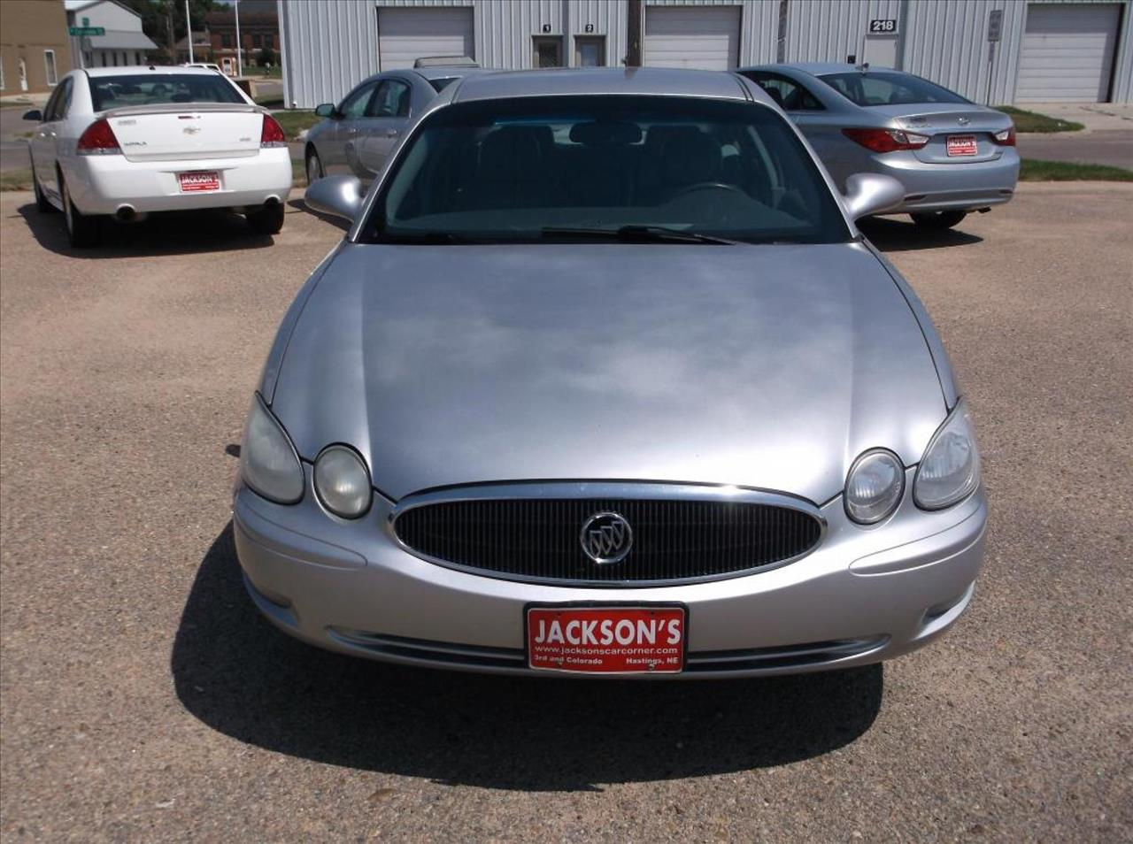 2006 Buick LaCrosse for sale at Jacksons Car Corner Inc in Hastings NE